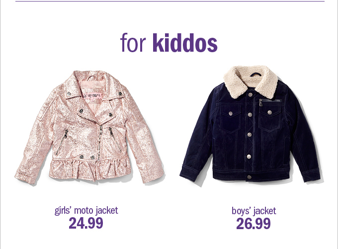 for kiddos