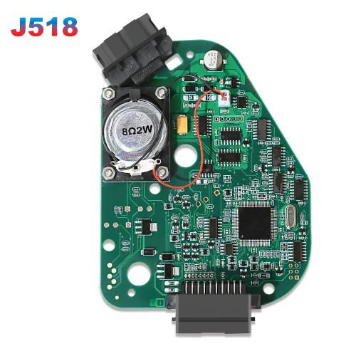 AUDI C6 Q7 A6 Steering Column Module J518 ELV Emulator with VVDI Prog Programming Cable