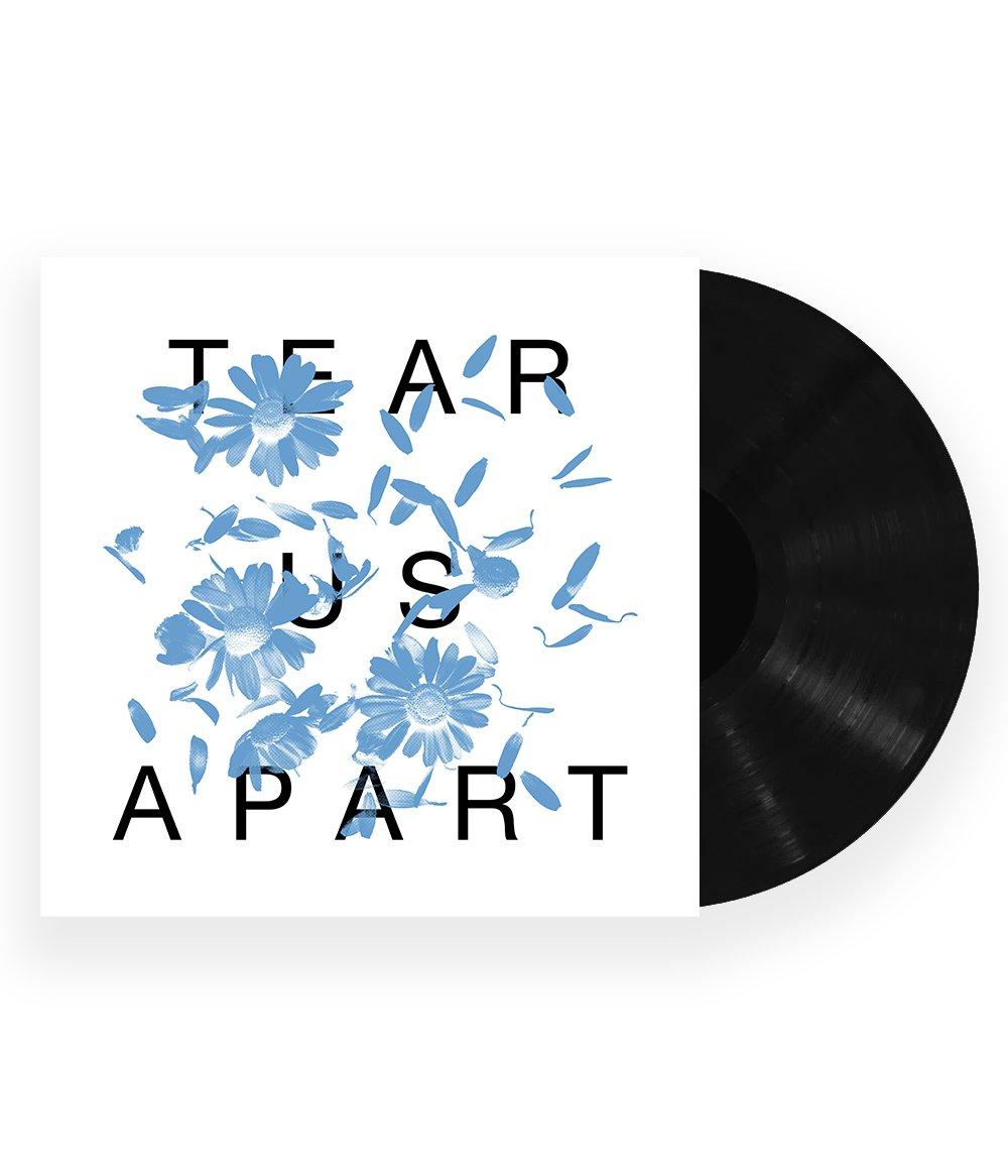 Anberlin Tear Us Apart Vinyl *PREORDER - SHIPS OCT 23