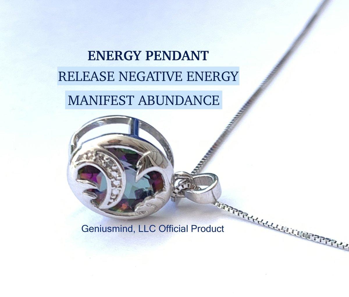 Energy Pendant 1