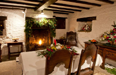 Enjoy a traditional 17th century Christmas at Revolution House