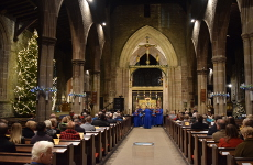 Christmas Services at Chesterfield Parish Church