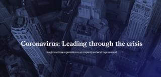 Coronavirus: Leading Through the Crisis