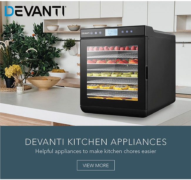 Helpful appliances to make kitchen chores easier