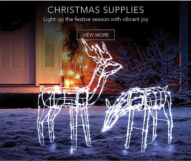 Light up the festive season with vibrant joy
