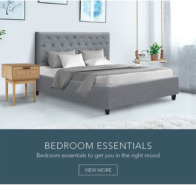 Bedroom essentials to get you in the right mood
