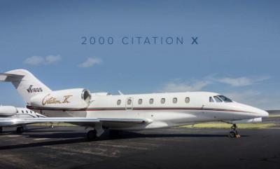 2000 Cessna Citation X