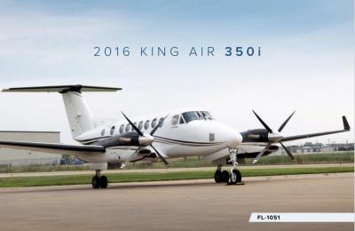 2016 Beechcraft King Air 350i