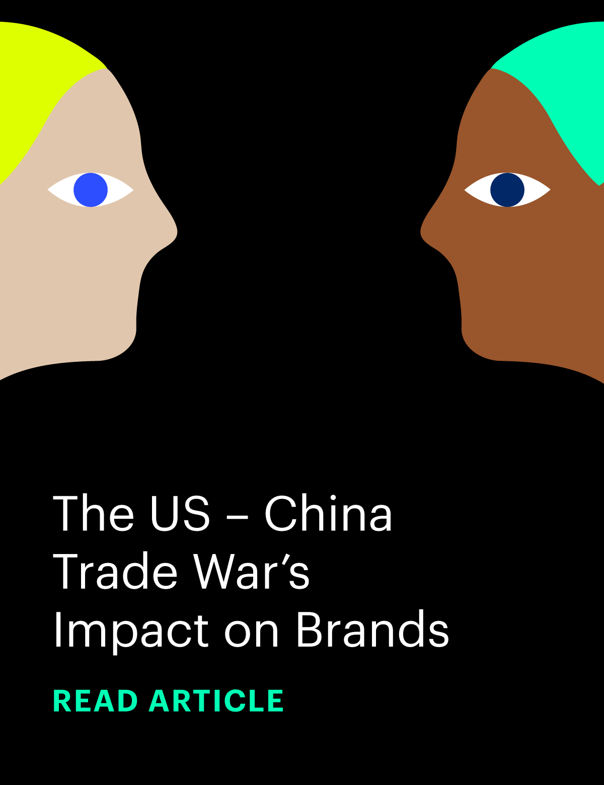 The US-China trade war's impact on brands