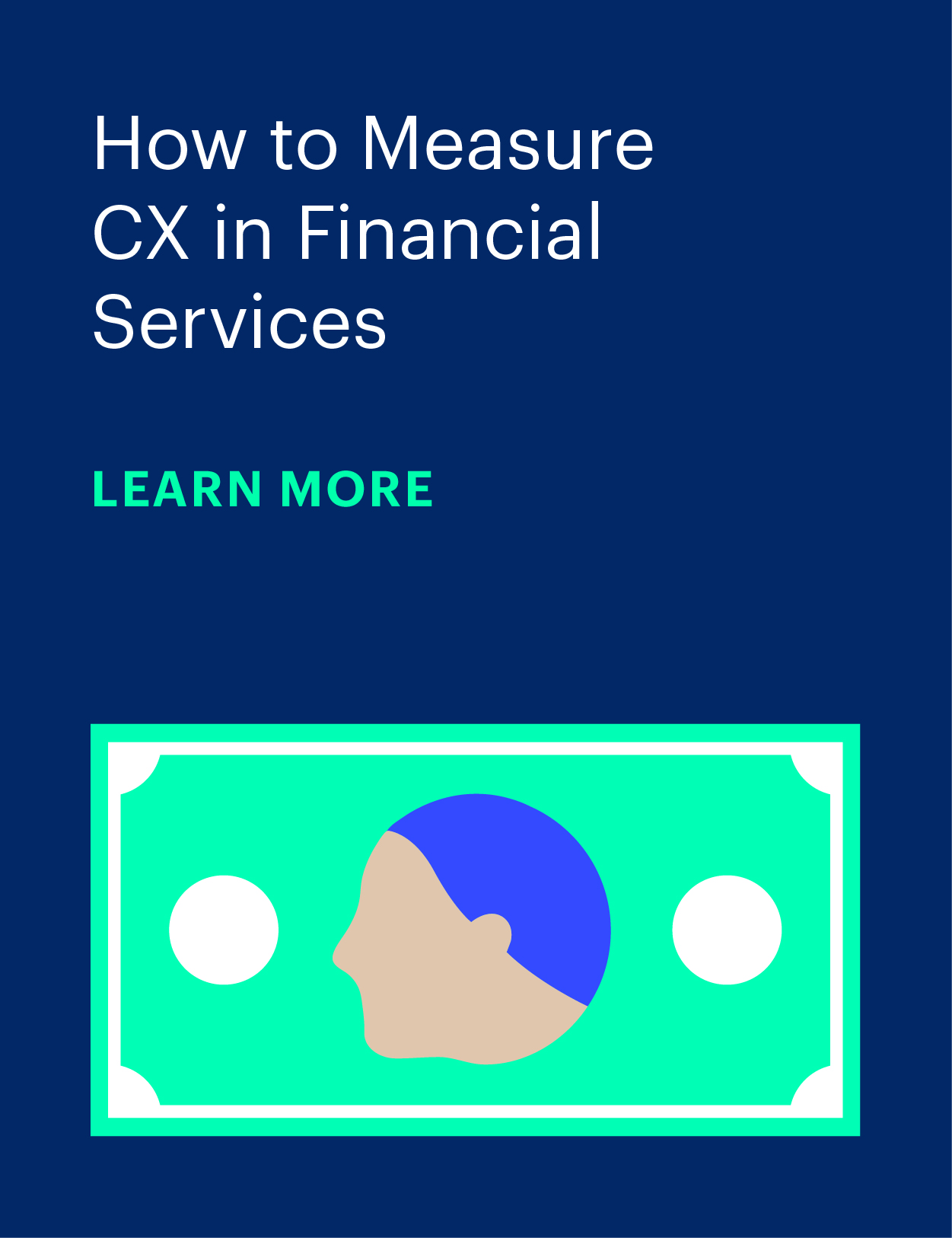 How to measure CX in financial services