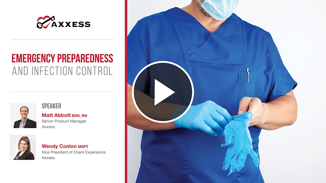 Emergency Preparedness and Infection Control