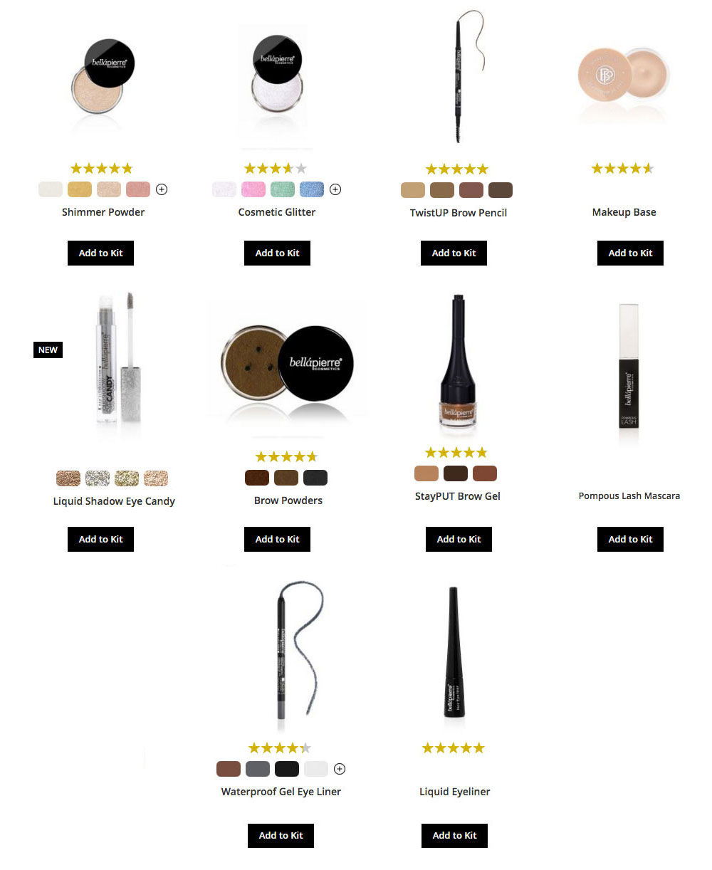 Step 4: Choose your EYES product