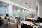 Office Cubicles AdobeStock 34768571