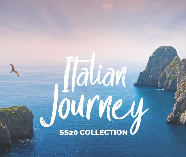 Capri weekend & Chic blue