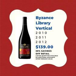 Byzance vertical