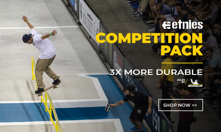 etnies Competition Pack