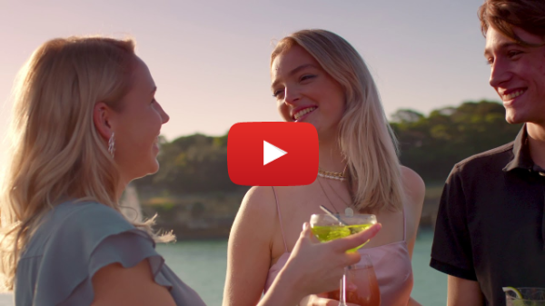 The Harbour Restaurant - Captain Cook Cruises