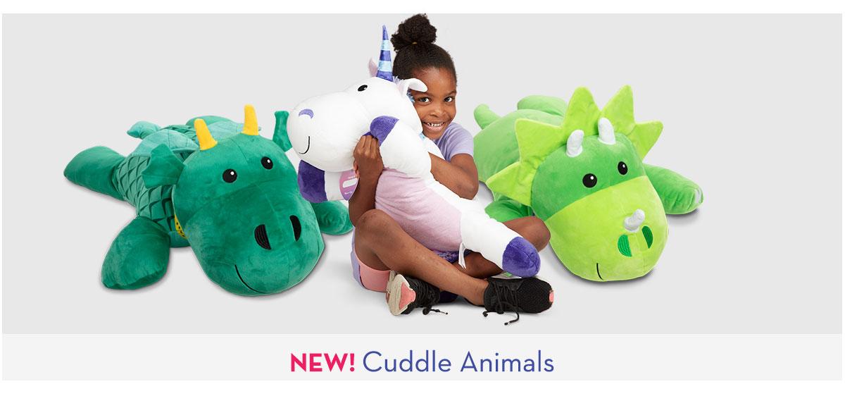NEW! Cuddle Animals
