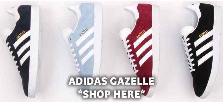 Adidas Gazelle Collection