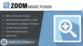 Virtuemart Product Zoom Images