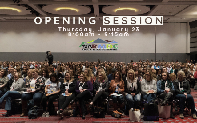 RMDC Opening Session