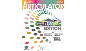 Articulator Magazine Cover
