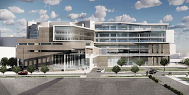 Jewett Orthopaedic and Orlando Health Facility Rendering - image