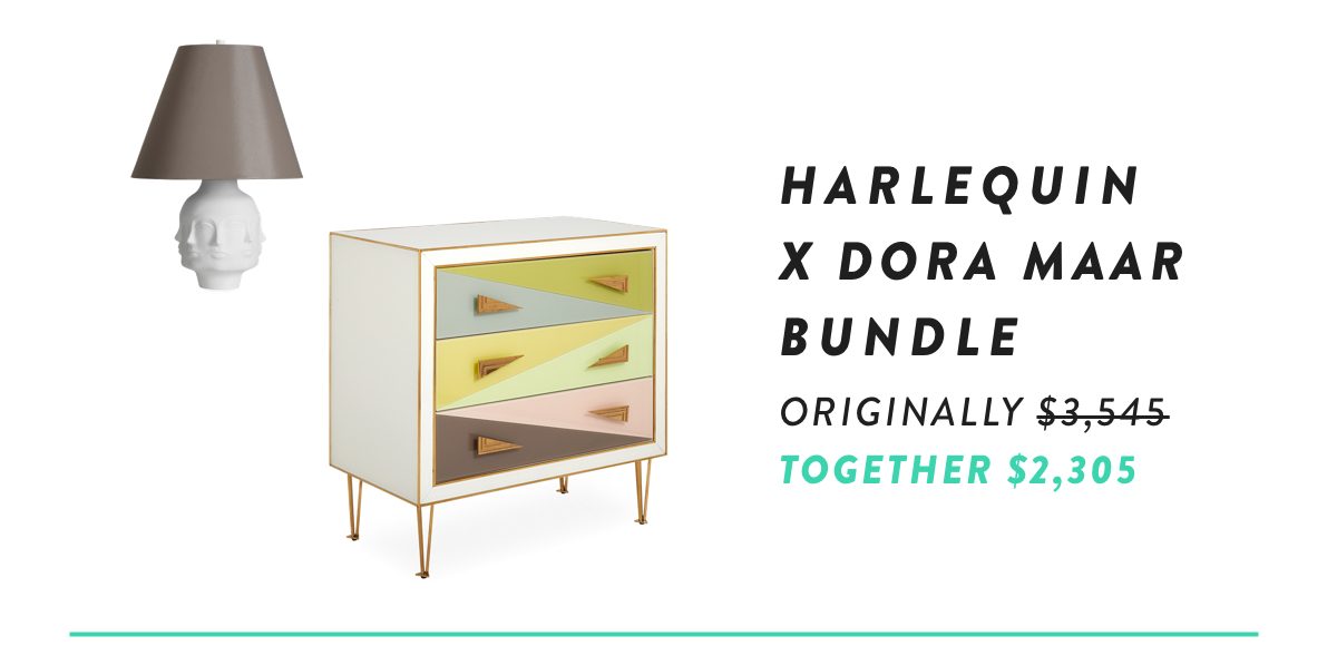 Harlequin x Dora Maar Bundle | Shop Now