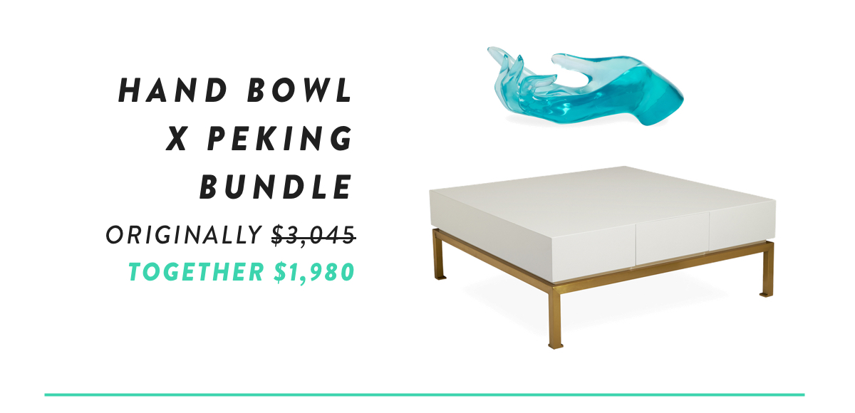 Hand Bowl x Pekin Bundle | Shop Now