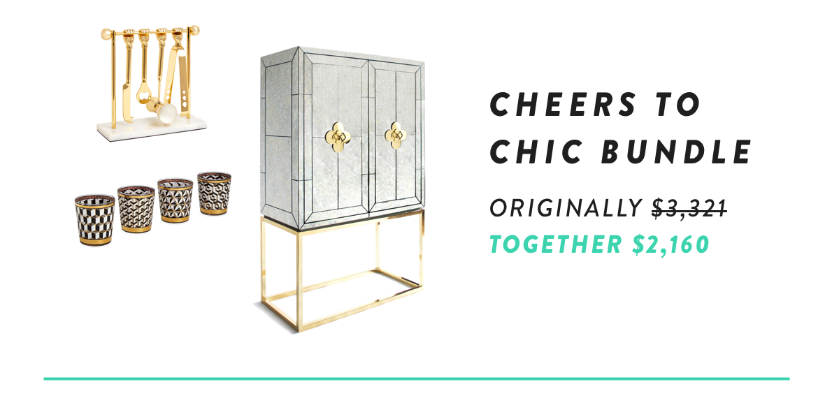 Cheers to Chic Bundle | Shop Now