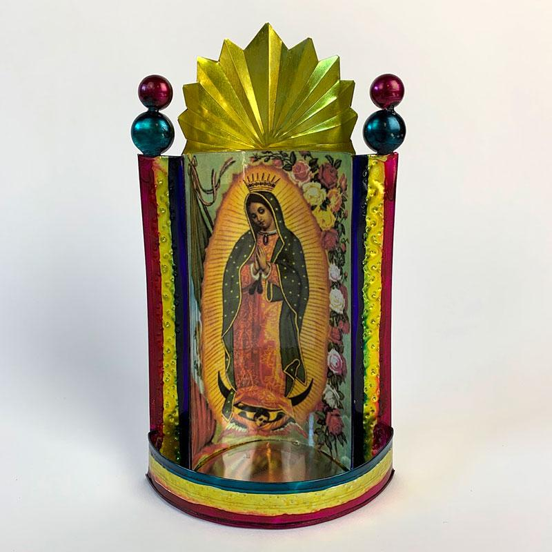 Guadalupe Tin Shrine