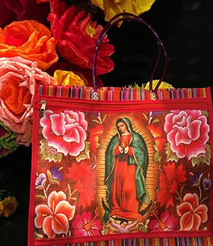 Guadalupe Mesh Market Bag � Juchitan Design