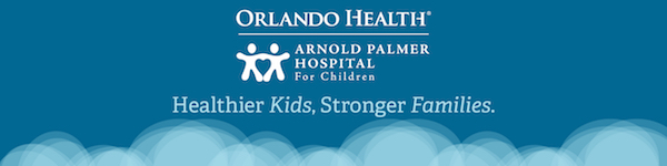 Orlando Health Arnold Palmer Hospital for Children Header
