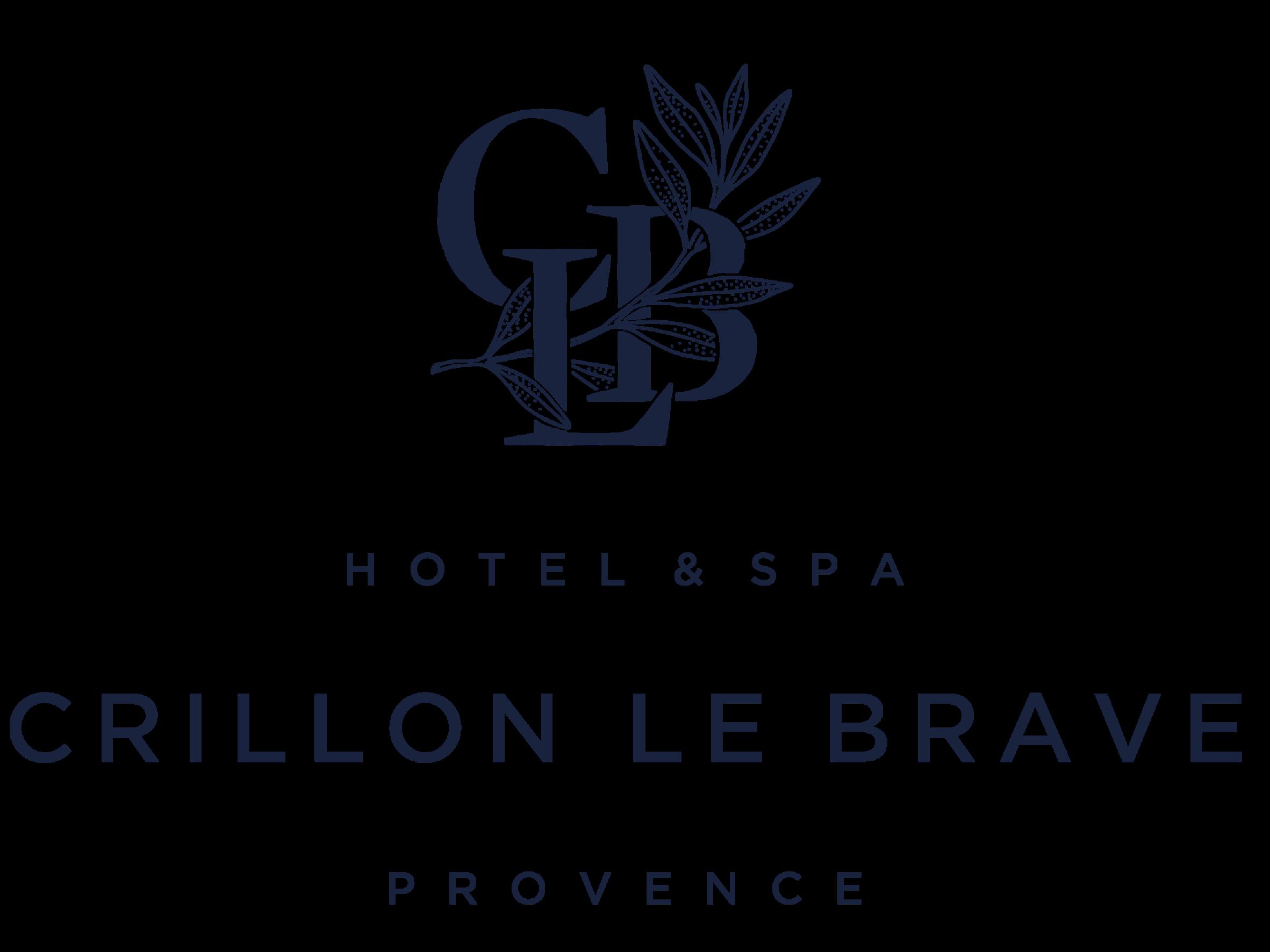 Logo H?tel Crillon le Brave