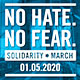 Join the Solidarity March This Sunday