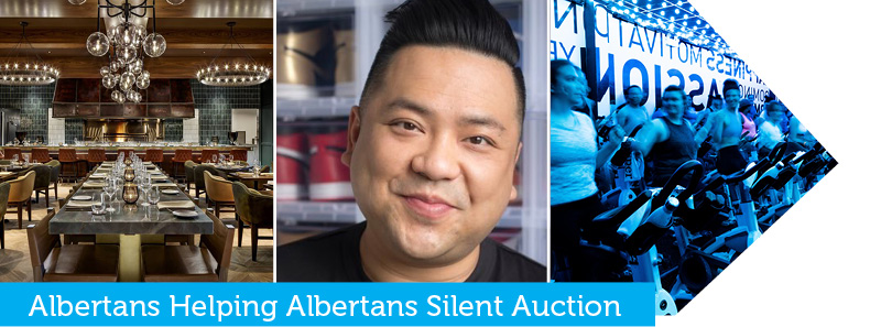 Albertans Helping Albertans Silent Auction