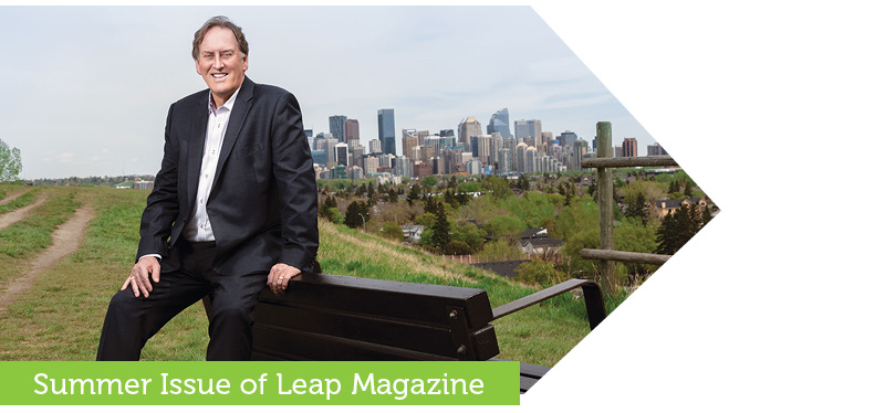 Leap Summer 2020 - The Game-Changers Issue