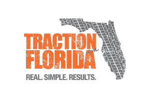 Traction in Florida logo 72 ppi
