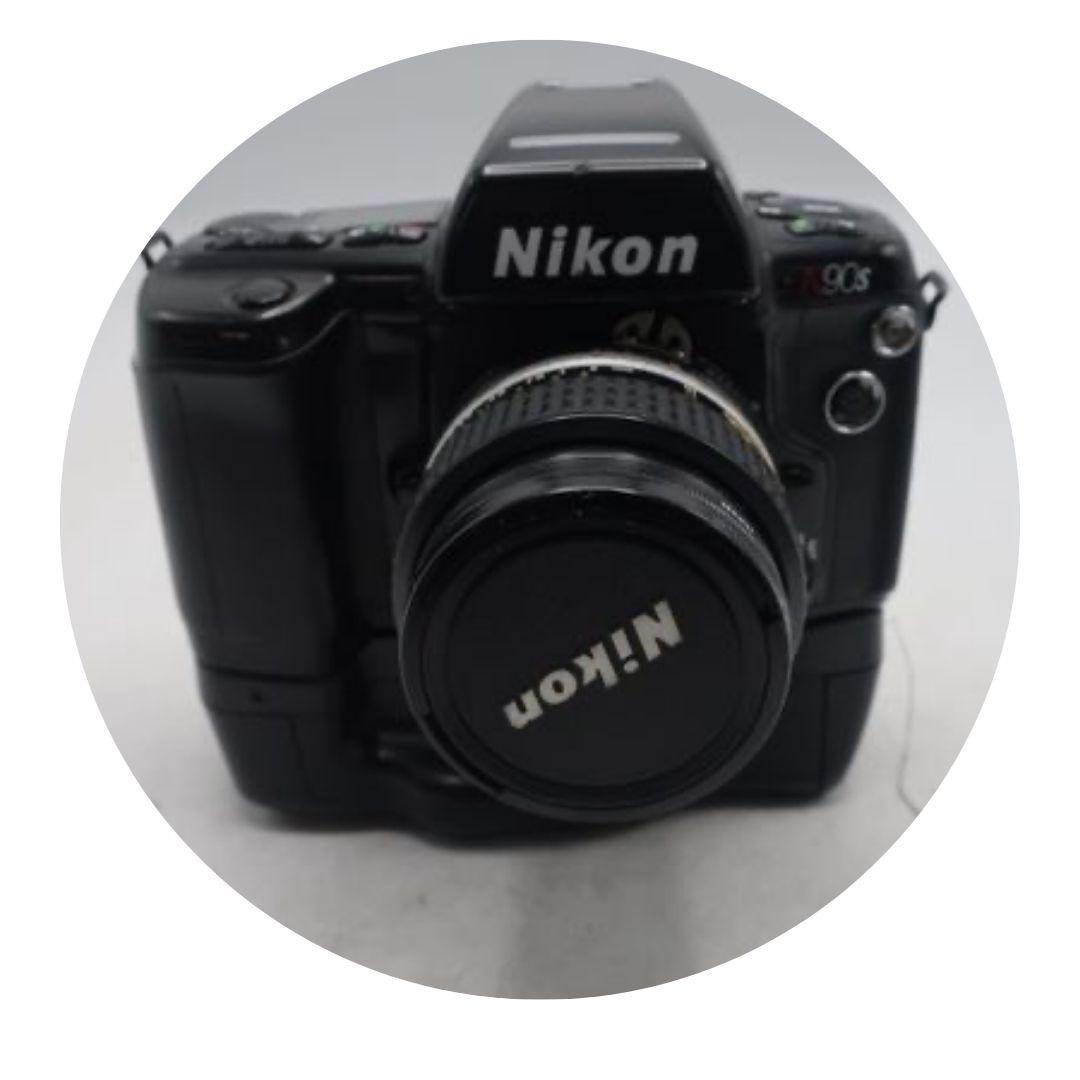 Nikon N90s Cameara W Accessories