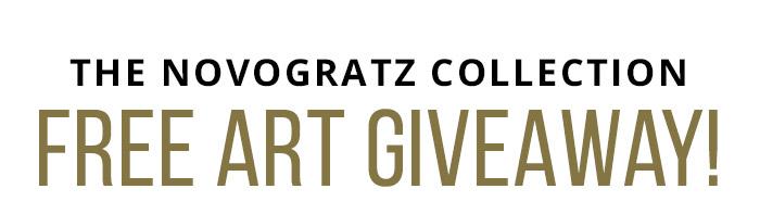 The Novogratz Collection FREE Art Giveaway!