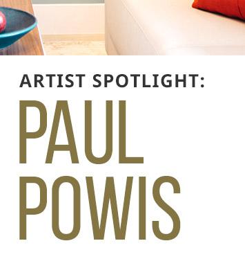 Artist Spotlight: Paul Powis