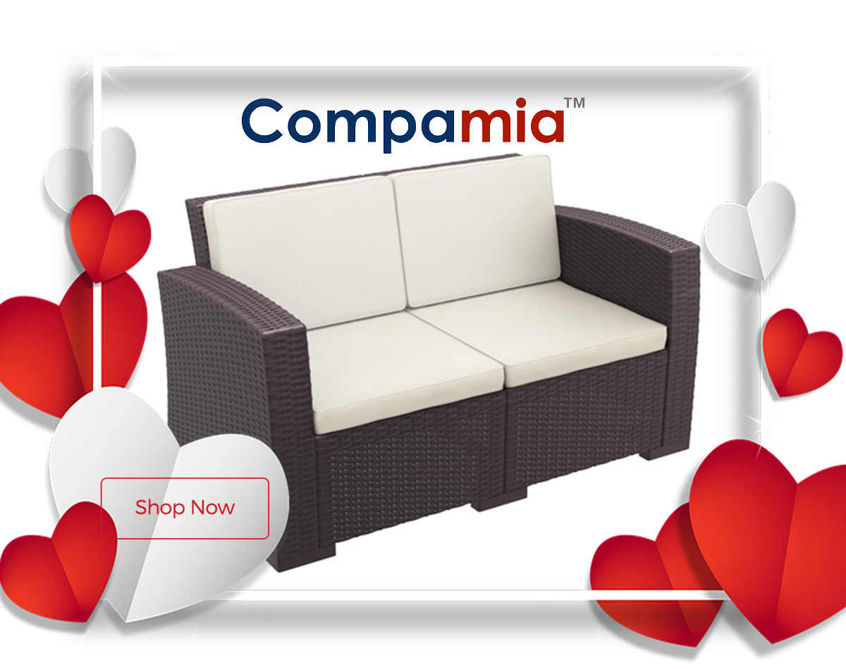 Compamia Outdoor Furniture now 10% off for a limited time only!