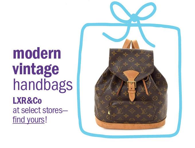 modern vintage handbags