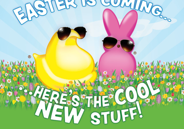 Easter is Coming... Here''s all the cool new stuff