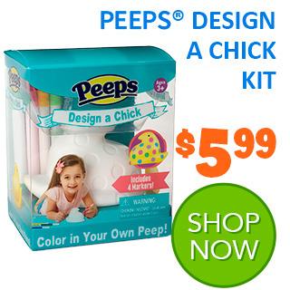 PEEPS Design a Chick Project Kit