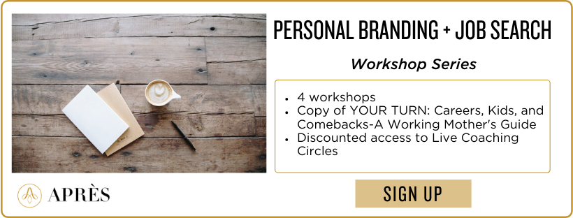 Personal Branding and Job Search Workshop Series