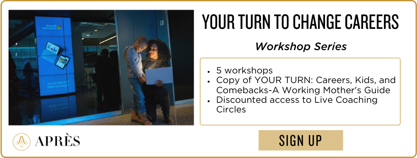 Your Turn to Change Career Workshop Series