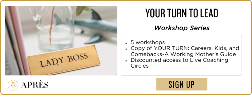 Your Turn to Lead Workshop Series