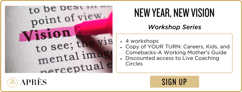 New Year New Vision Workshop Series