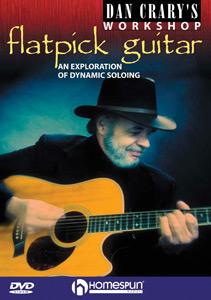 Dan Crary Flatpick Guitar